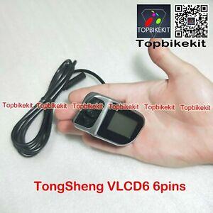 TSDZ2-display-VLCD6-Display-6-pin-connector-For-TSDZ2-Mid-Drive-Motor-Tongsheng