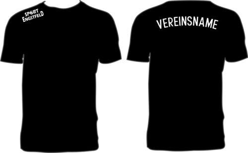 20x Erwachsenen T-Shirts inkl Vereinsnamen *Sonderaktion*