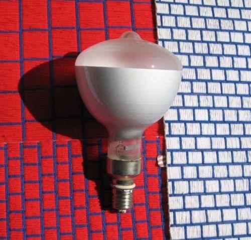 277v Selfballasted MERCURY VAPOR light BULB R57 mogul base 750w ROTANIUM vintage