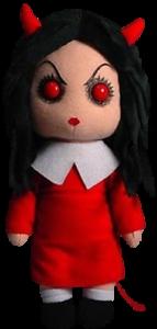 Living-Dead-Dolls-Plush-Series-Sin