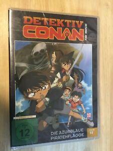 Detektiv Conan Die Azurblaue Piratenflagge