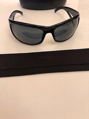 100% Original Prada Sonnenbrille Herren schwarz