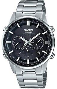 CASIO LINEAGE LIW-M700D-1AJF Multiband 6 Solar Radio Men's Watch New in Box