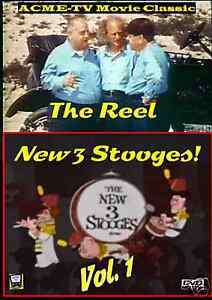 The-Reel-New-3-Stooges-Vol-1-New-from-ACME-TV