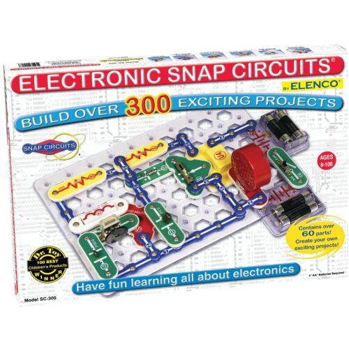 Elenco SC-300 Snap Circuits 300 Experiments Electronics Kit