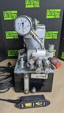 Hytorc 115 Model D Hydraulic Power System Pump See Photos