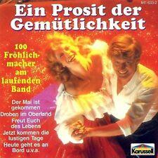 Horst Wende Ein Prosit der Gemütlichkeit-100 Fröhlichmacher am laufenden .. [CD]