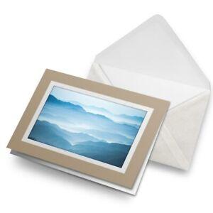 Greetings-Card-Biege-Mountains-South-Korea-Korean-3372