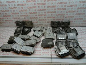 BOSCH-DELPHI-PSA-VW-AUDI-RENAULT-PEUGEOT-ENGINE-CONTROL-UNIT-MODULE-ECU-SET