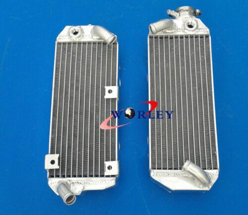 Aluminum radiator /& HOSE SUZUKI DRZ400S DRZ400SM 00 01 02 03 04 05 06 07 08 2005