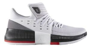 best service 83921 fef6d Image is loading BB8268-Mens-Adidas-Dame-3-Rip-City-Basketball-