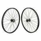 "SE Bikes JP60 26/"" Fat Bike Wheelset Black 36H Single Speed 6B Disc 135-170 B//O"