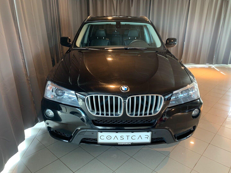 BMW X3 3,0 xDrive35d aut.