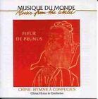 Hymne a Confucius - Ensemble Fleur De Prunus 2009 CD