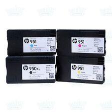 2017+ Genuine HP 950XL Black 951 Color Ink Officejet 276dw 8100 8600 8630 8610