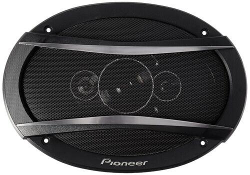 "New Pioneer 650 Watts Max Power 6/"" x 9/"" 5-Way Deep Heavy Bass Car Speakers Pair"