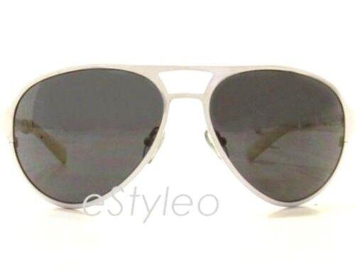 010a798635 Buy Club Monaco Men Women Aviator Sunglasses White Grey Lens online ...