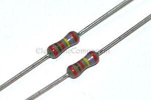 10pcs-PHILIPS-MRS25-68-1K-68K1-0-6W-1-350V-Metal-Film-Resistor-Non-RoHS