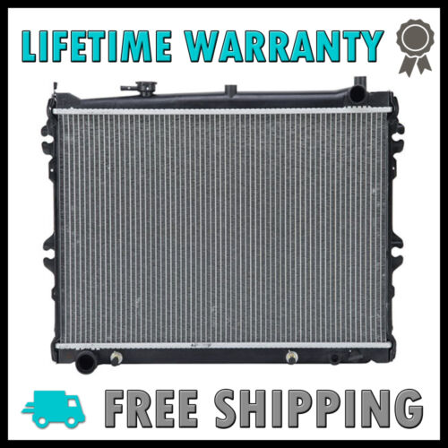 PLS COMPARE OUR RATINGS2.6 L4 3.0 V6 BRAND NEW RADIATOR #1 QUALITY /& SERVICE