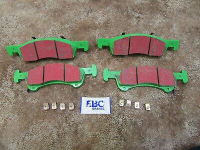 EBC Brakes DP71830 EBC 7000 Series Greenstuff Low Dust Truck//SUV Brake Pads
