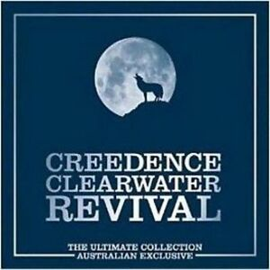 CREEDENCE-CLEARWATER-REVIVAL-Ultimate-Collection-2CD-NEW-Australian-Exclusive