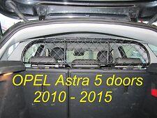 Trennnetz Trenngitter Hundenetz Hundegitter für Opel Astra BJ 2010-2015