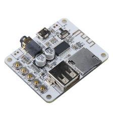 Receptor De Audio Bluetooth Tabla USB tarjeta TF Decoding Reproducción Preamp