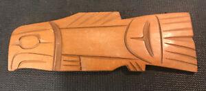 northwest-coast-carving-Tony-Yelton-Squamish-Tribe-Signed-Salmon-Cedar