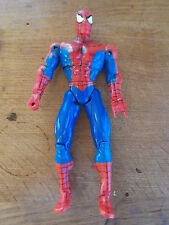 """Huge Vintage 1997 Spiderman Marvel 10"""" Action Figure Spider-Man Moving Parts VGC"""
