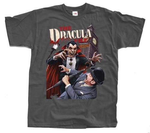 ALL SIZES S-5XL Dracula V41 movie poster GRAPHITE,PURPLE,BLACK T-Shirt