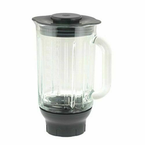 Kenwood Chef Major Glass Blender AT358 Attachment Thermo Resist for sale online   eBay