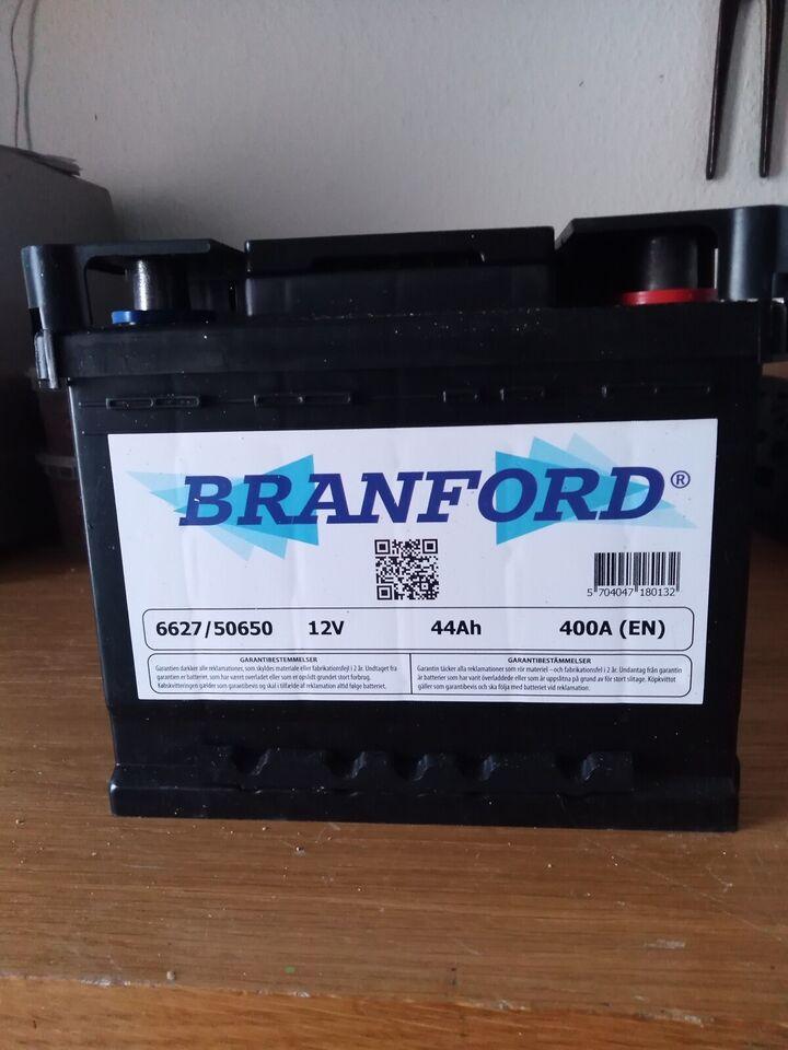 Bilbatteri, Branford