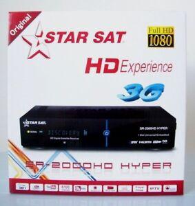 Details about Satellite receiver starsat 2000hd hyper/iptv/vod ** 2019-2020  **- show original title