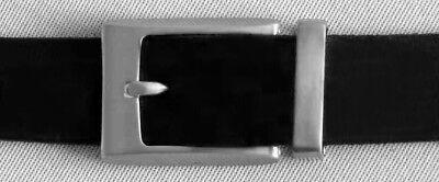 1a Oggetti Da Qualità Cintura In Pelle Nuovo Cintura 30mm In Pelle Fatto Su Misura Alta Qualità #-t Ledergürtel Neu Gürtel 30mm Leder Maßanfertigung Hochwertig # It-it