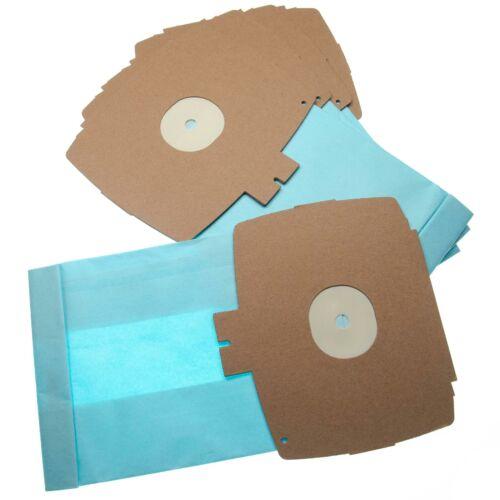 U 360 S U 360//S 10x Staubsaugerbeutel Papier für Volta U 358 U358