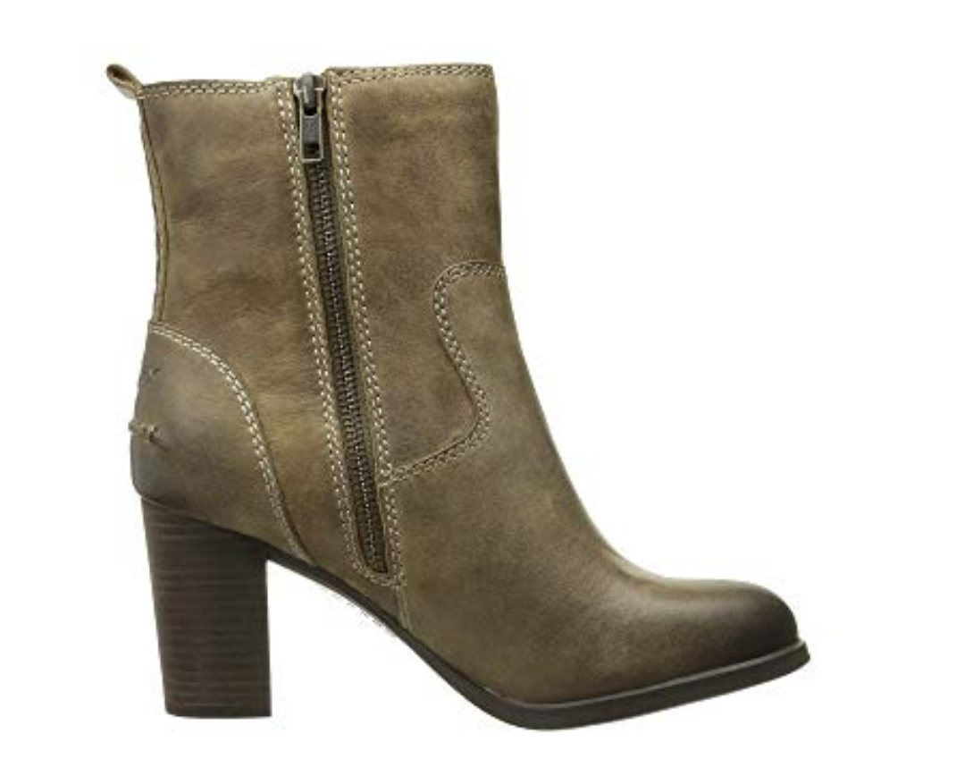 NEW SPERRY TOP-SIDER DASHER GRACE LEATHER BOOTIES ANKLE ANKLE ANKLE BOOTS WOMENS 8.5 a07480