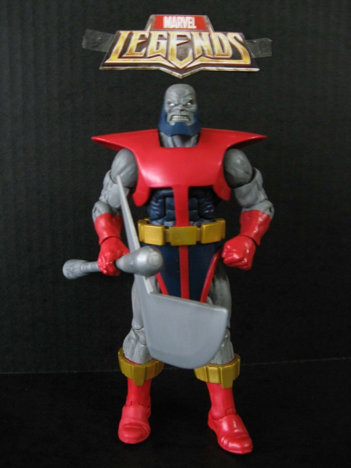 Marvel Legends Series Terrax the Tamer - Complete BAF Figure - Fantastic 4 - HTF