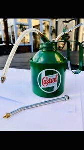 Classic-Vintage-Castrol-Oil-Can-Lever-Type-500ml