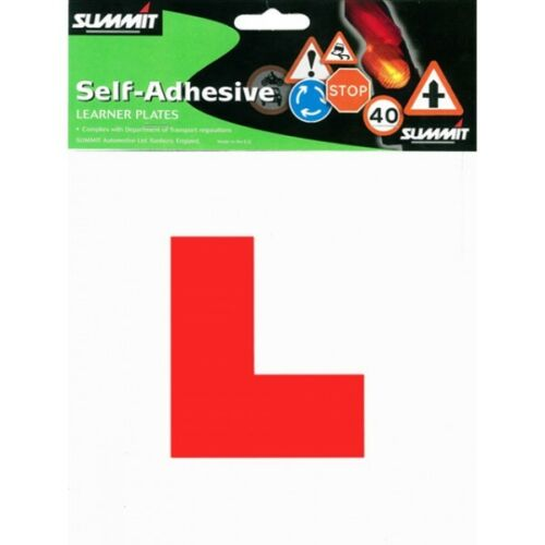 2 LPLATE LEARNING PLATES