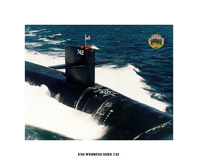 -Boomer USS KAMEHAMEHA SSBN 642 USN Navy US Naval submarine