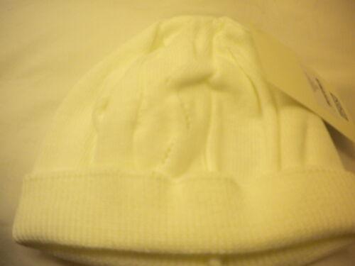 Unisex Babys tirar Sombrero 100/% algodón Rupert Por Pex N//B 3 M 6 M correo de primera clase