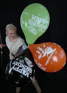5-x-Qualatex-16-034-STAR-WARS-Luftballons-HAPPY-BIRTHDAY-GEBURTSTAG-LAST-JEDI