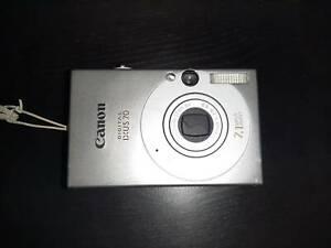 CANON digital camera. Excellent condition. Accessories incl.