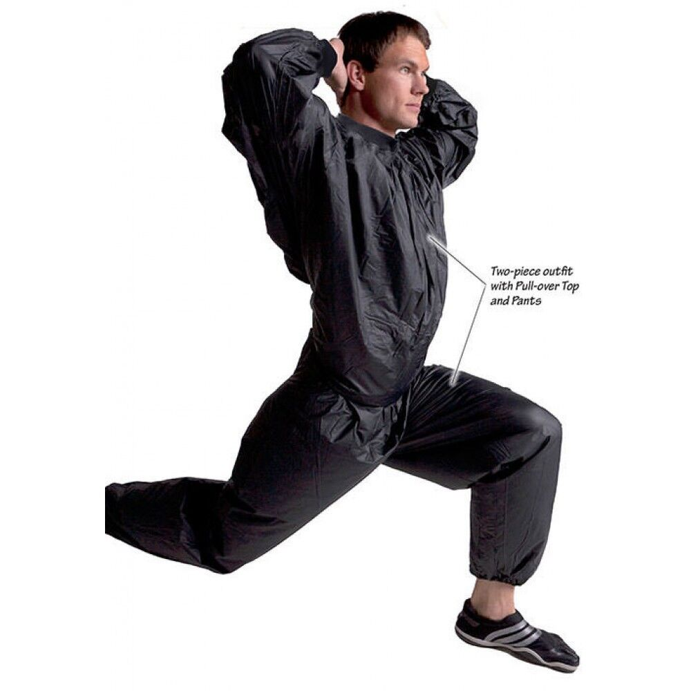 Adidas Workout Sauna Suit - SS01   70% off cheap