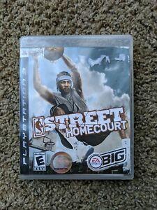 NBA-Street-Homecourt-Sony-PlayStation-3-PS3-Complete-CIB-Tested