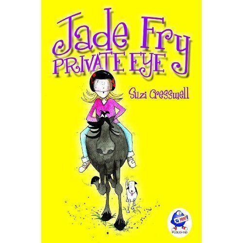 1 of 1 - Suzi Cresswell, Jade Fry, Private Eye, Very Good Book