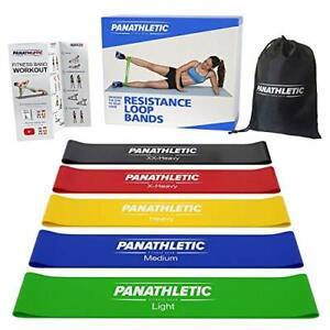 Panathletic-Fitnessbaender-Widerstandsbaender-5er-Set-mit-Anleitung-eBook