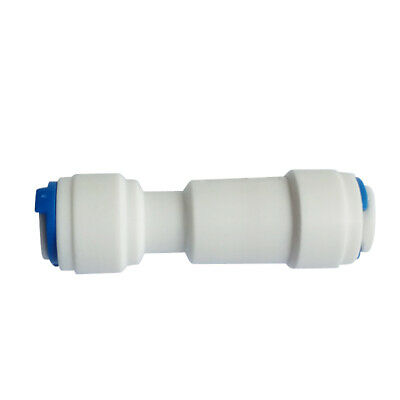 """25PCS 3//8/"""" Equal Tube OD Union Tee Fitting Quick Connector Ro Water Purifier"""