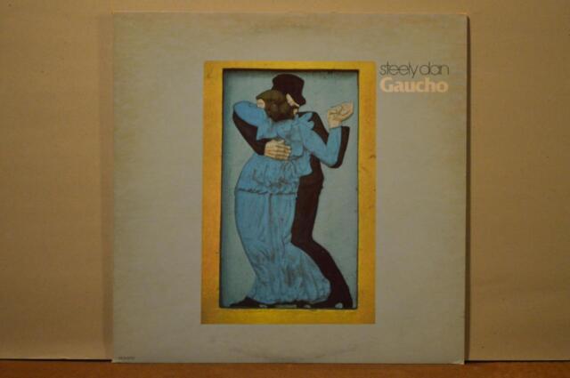 Steely Dan  Gaucho  MCA 6102 RL Masterdisk Ludwig mastering Stereo LP early