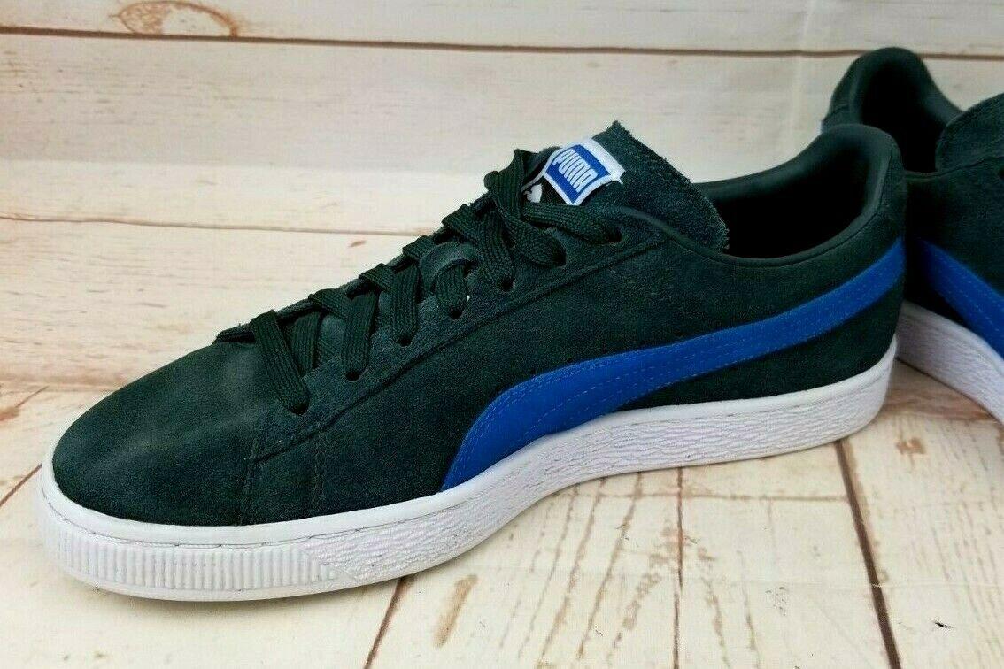 PUMA Suede Classic Plus Low Top Sneaker